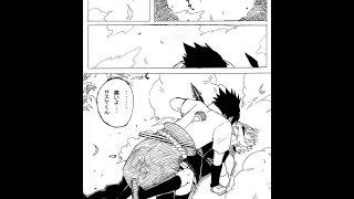 getlinkyoutube.com-El que lucha muere- doujinshi sasusaku- parte 1
