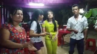 Điệu nhảy 2017 của các anh em khmer Tra Vinh| Hòa lợi