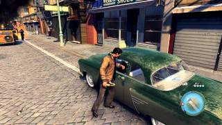 getlinkyoutube.com-Mafia 2 Gameplay all weapons