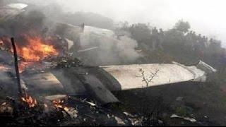 getlinkyoutube.com-تحطم طائرة عسكرية للنظام في حلب ومقتل طاقمها بالكامل