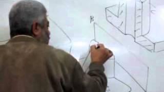 getlinkyoutube.com-شرح الرسم الهندسي الجزء الثاني التهشير والقطع م هشام