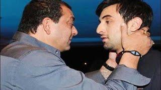 getlinkyoutube.com-Drunk Sanjay Dutt Advises Ranbir Kapoor to become 'MACHO'