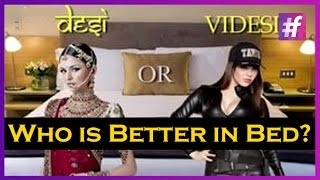 getlinkyoutube.com-Who Is Fun To Have Sex With? Desi Or Videsi
