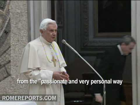Popes Lenten spiritual exercises highlight importance of a listening heart