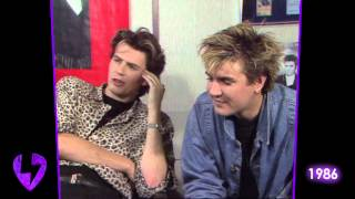 getlinkyoutube.com-Duran Duran: The Raw & Uncut Interview - 1986