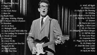 getlinkyoutube.com-Buddy Holly's Greatest Hits Full Album - Best Songs Of Buddy Holly