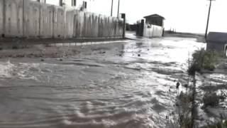 Nevşehir Acıgöl OSB Sular Altında