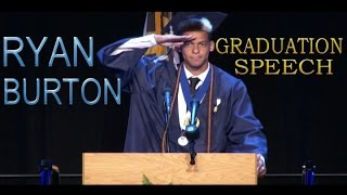 Funniest Graduation Speech of All Time