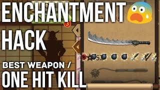 getlinkyoutube.com-[New] Shadow fight 2 Modify System files/One hit kill/ Enchantment hack