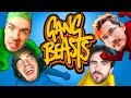 THE FUNNIEST MULTIPLAYER GAME! Gang Beasts - Part 06