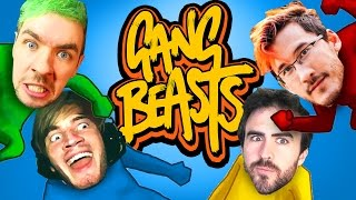 getlinkyoutube.com-THE FUNNIEST MULTIPLAYER GAME! (Gang Beasts - Part 06)