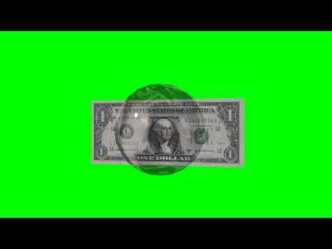 green screen - rotating money for games creation - prototypical gta -abOpIGMcNoA