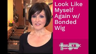 getlinkyoutube.com-Bonded Lace Wigs for Alopecia