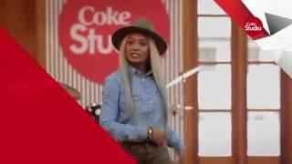 Patoranking and Vanessa Mdee on Coke Studio Africa