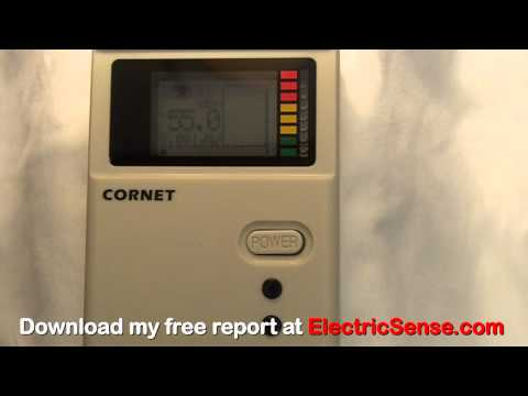 Cornet ED85EX RF Meter -- My Review