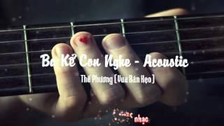 getlinkyoutube.com-Ba Kể Con Nghe (Nguyễn Hải Phong) VBK Cover [Video Lrics Kara]