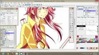 getlinkyoutube.com-Color con Manga studio.(Kannon Yuki)