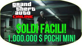 getlinkyoutube.com-GTA Online: COME FARE SOLDI INFINITI IN POCHISSIMO TEMPO & FACILMENTE ! SFIDE 1.000.000 $/ 15 MINUTI