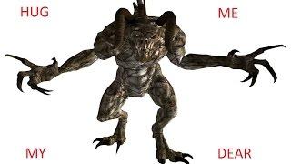 getlinkyoutube.com-Fallout 4 Deathclaw companion? Sir, yes, sir! :D