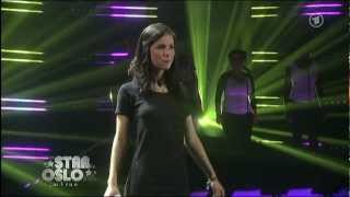 getlinkyoutube.com-Lena - Satellite - (First perfomance on TV 12.03.2010)