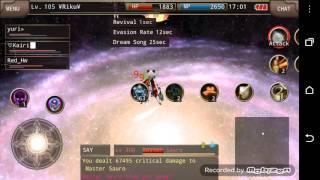 getlinkyoutube.com-Iruna Online: Ardent lv 300 (Pt)