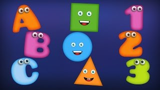getlinkyoutube.com-ABC Song | Numbers Song | Colors Song | Shapes Song