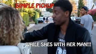 getlinkyoutube.com-How to Pick Up a Girl.... While she's with her man!