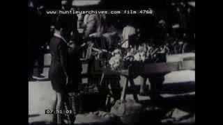 French Children, 1950's - Film 4768