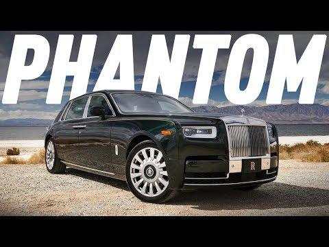 Ролс Ройс Фантом/Rolls Royce Phantom 2018/Тачка за 43 миллиона рублей
