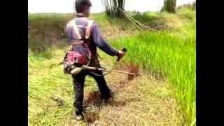 getlinkyoutube.com-เครื่องตัดหญ้า อุปกรณ์เสริม  Mr โจ