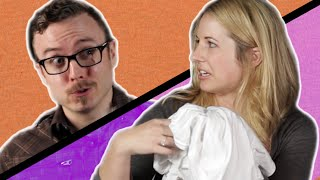 Couples Try To Recognize Each Other's Smell
