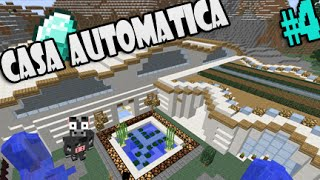 getlinkyoutube.com-MINECRAFT: CASA AUTOMÁTICA 1.7 REDSTONE #4