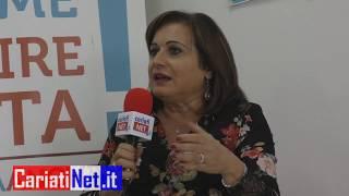Intervista consigliere Assunta Scorpiniti
