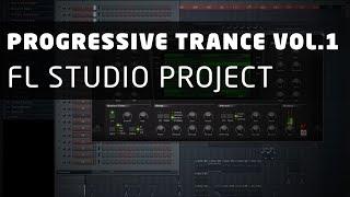 getlinkyoutube.com-Progressive Trance FL Studio Project by Mino Safy Vol. 1