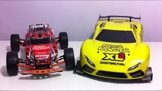 getlinkyoutube.com-TRAXXAS XO-1 VS RUSTLER MAMBA MONSTER - What should you buy?