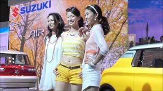 getlinkyoutube.com-東京モーターショー2015 コンパニオン
