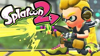 Splatoon 2 - Global Testfire #04 - Nintendo Switch Gameplay - NEW Splat Dualies & Maps - Live Stream