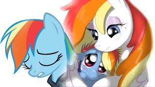 getlinkyoutube.com-[MLP] Is Rainbow Dash's Mom Dead?