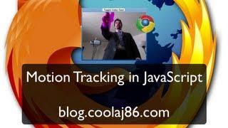 Freehand Motion Tracking Demo - HTML5 / JavaScript