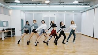 getlinkyoutube.com-HELLOVENUS 헬로비너스 - 'Mysterious' DANCE PRACTICE