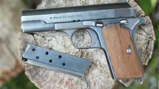 getlinkyoutube.com-Történelmi lövészsportok 1: Frommer 37 M pisztoly lövészet és versenyek