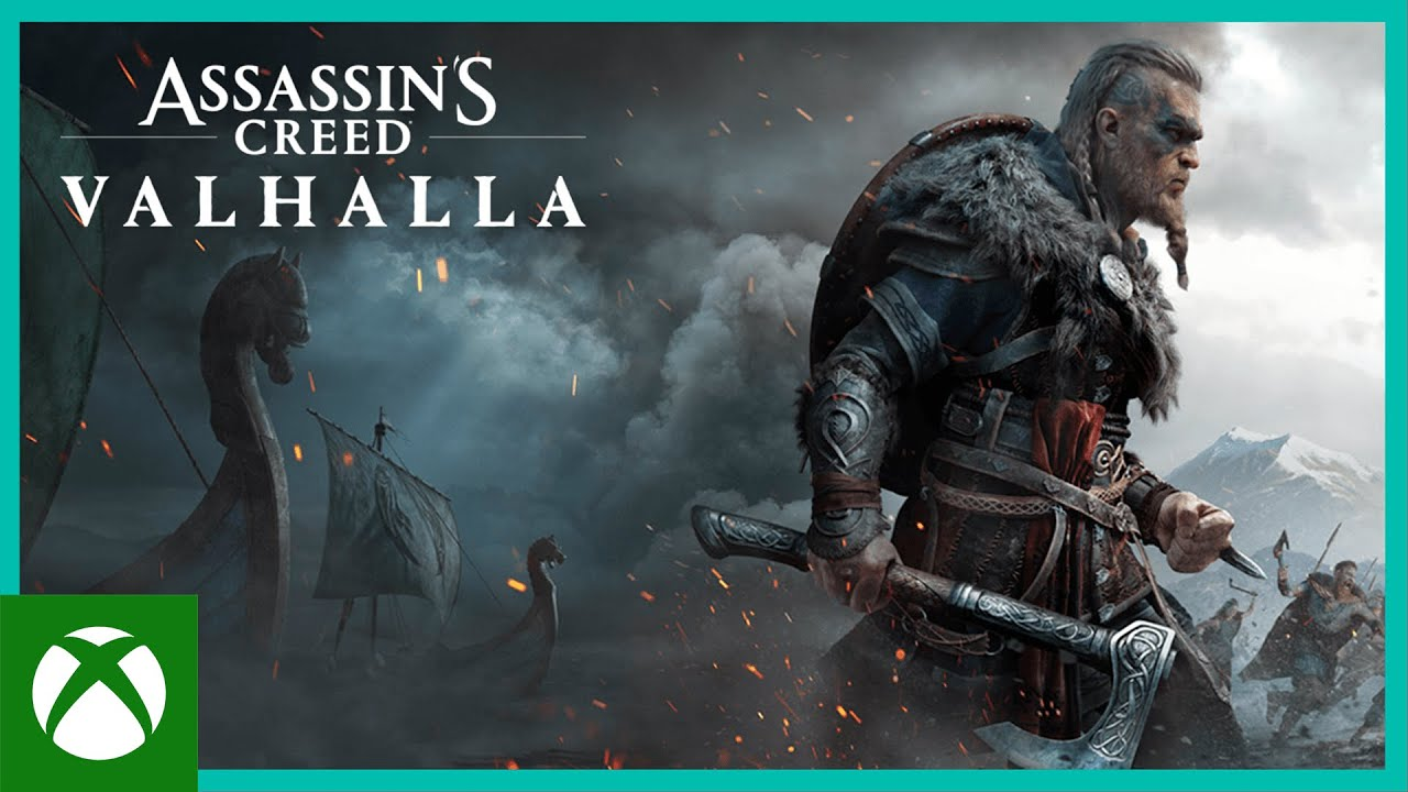 Assassin's Creed Valhalla Thumbnail for Inside Xbox video