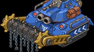 getlinkyoutube.com-Battle Nations Unit Review: The Thresher Tank