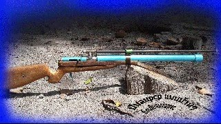 getlinkyoutube.com-ปืนลม PCP (พีซีพี) ถังเก็บลมท่อ pvc
