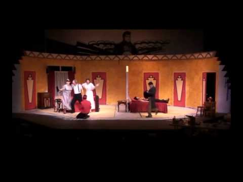 Lend Me A Tenor by Ken Ludwig   Playing at Country Playhouse in Houston Texas