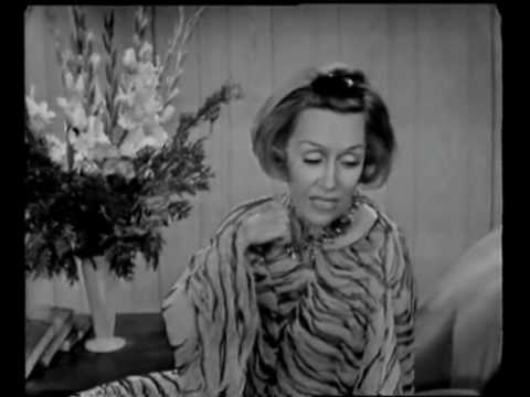 """Queen Kelly"" presented in person by Gloria Swanson Part 1"