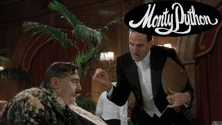 getlinkyoutube.com-Mr. Creosote - Monty Python's The Meaning of Life