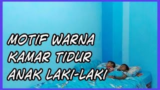 getlinkyoutube.com-Motif Warna Kamar Tidur Anak Laki-Laki - Rumah Kita