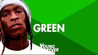 """getlinkyoutube.com-Young Thug Type Beat 2016 - """"Green"""" 