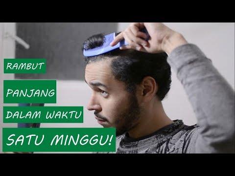 Cara Cepat Menumbuhkan Rambut Pria Dalam 1 Minggu
